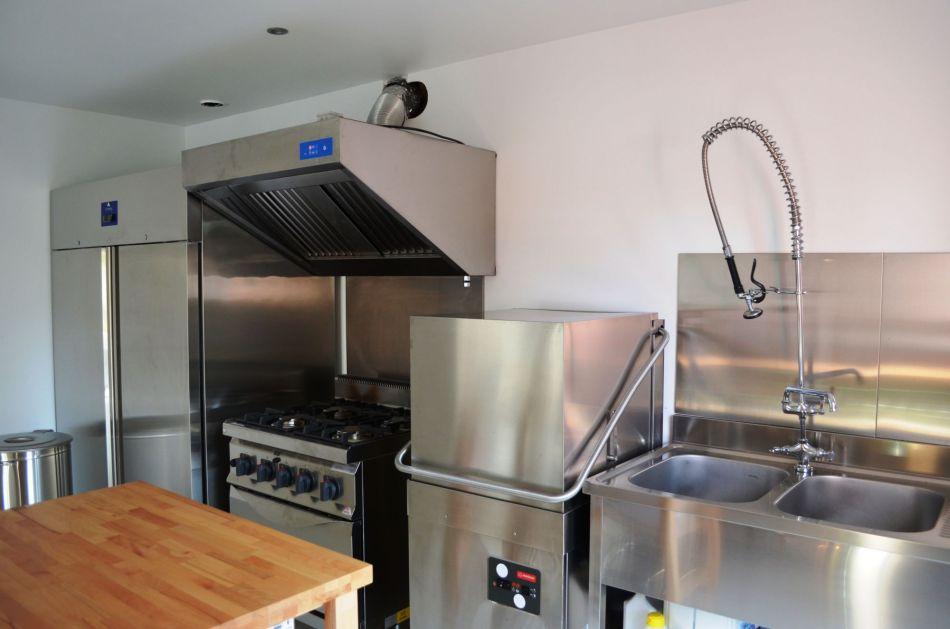 cuisine salle grande capacité